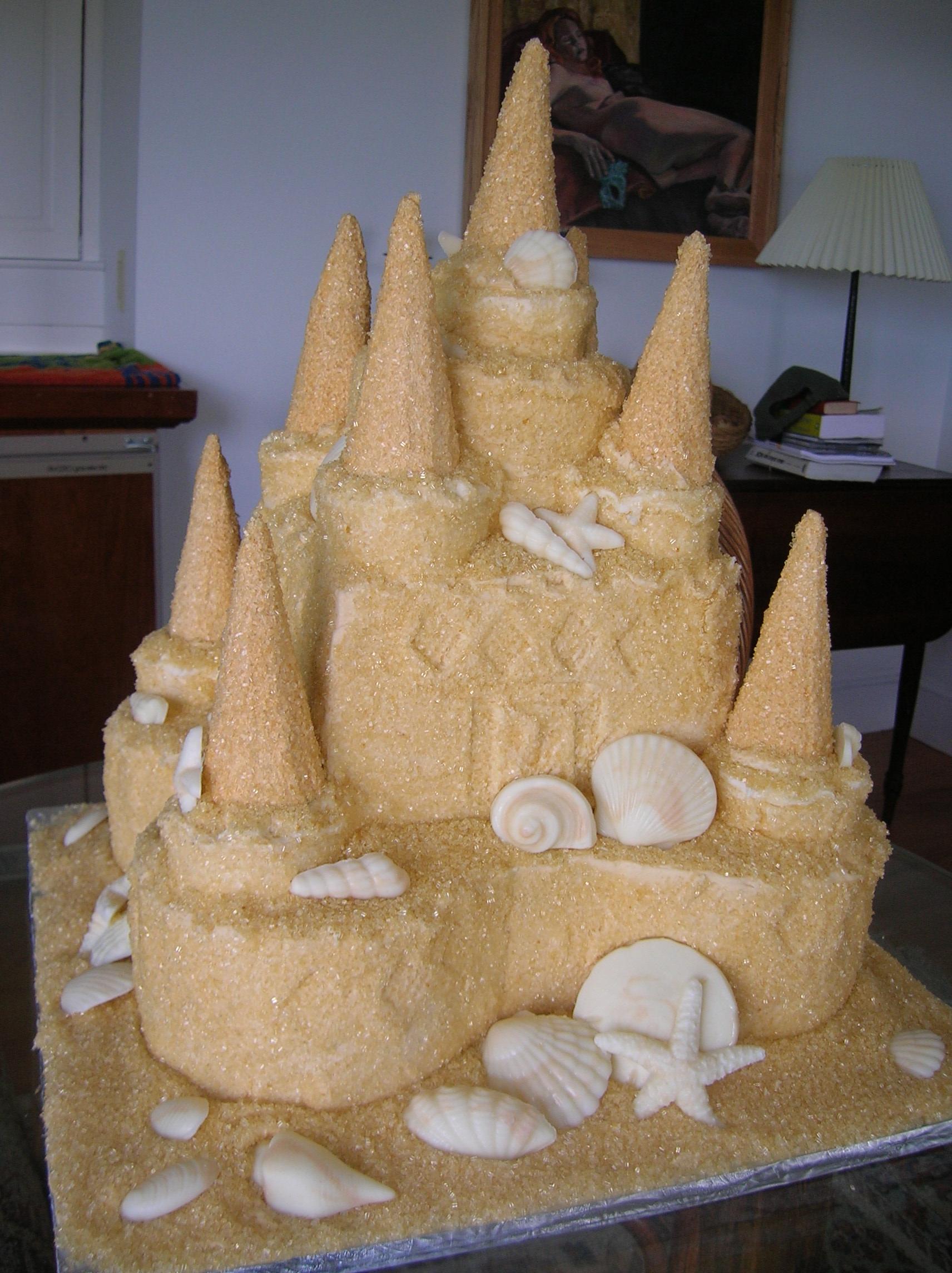 Veronica\'s Sweetcakes: Beach and Nautical Cakes