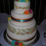 wedding paisley