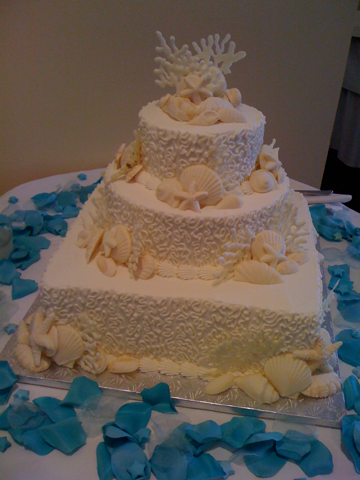 Veronica s Sweetcakes Beach Themed Cakes
