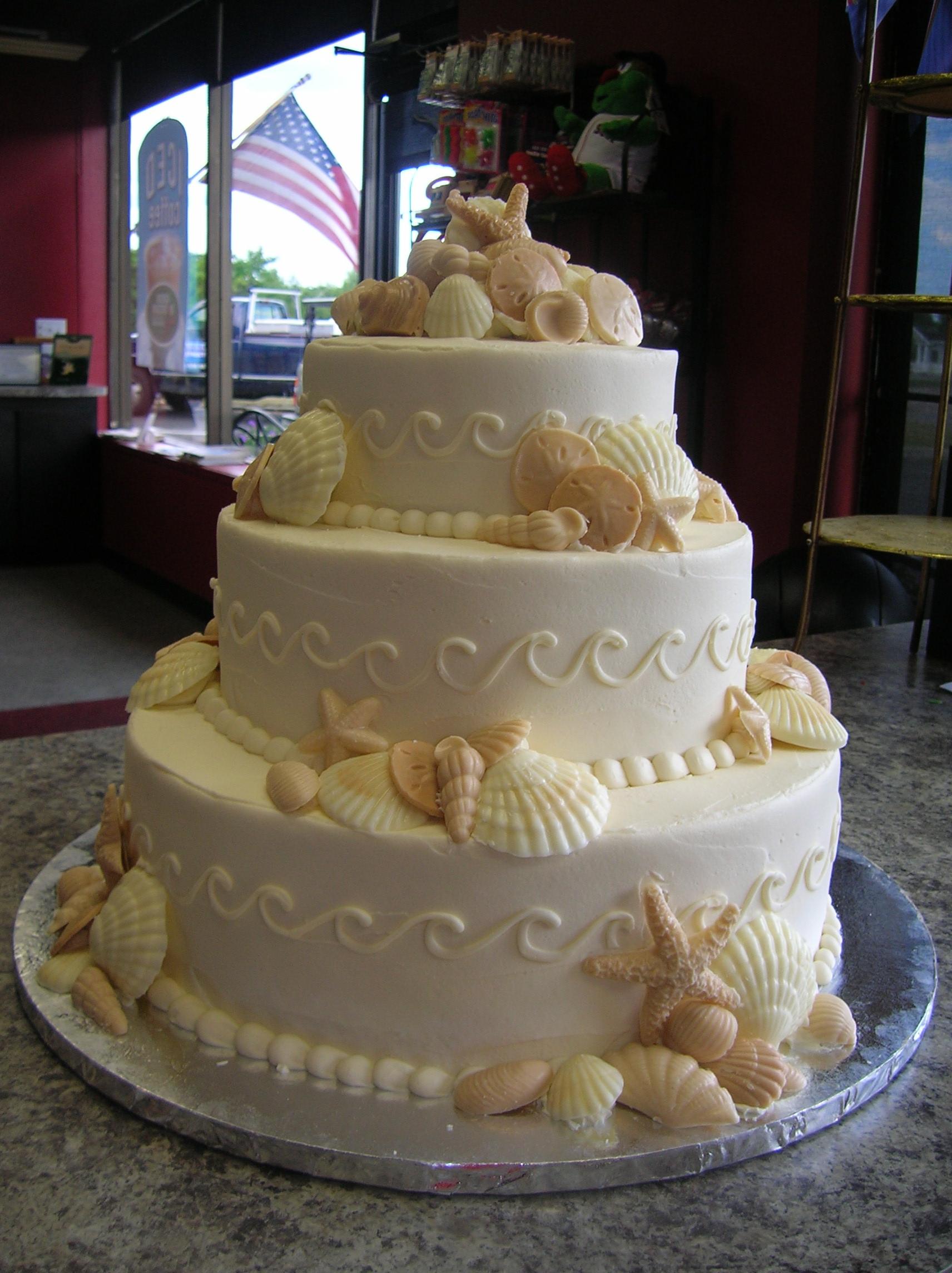 Image Result For Winter Birthday Cake